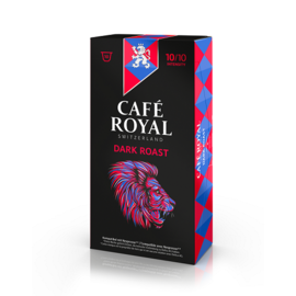 Cafe Royal Dark Roast 10бр Nespresso съвместими капсули