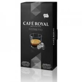 Cafe Royal Ristretto 10бр капсули за Nespresso кафемашина