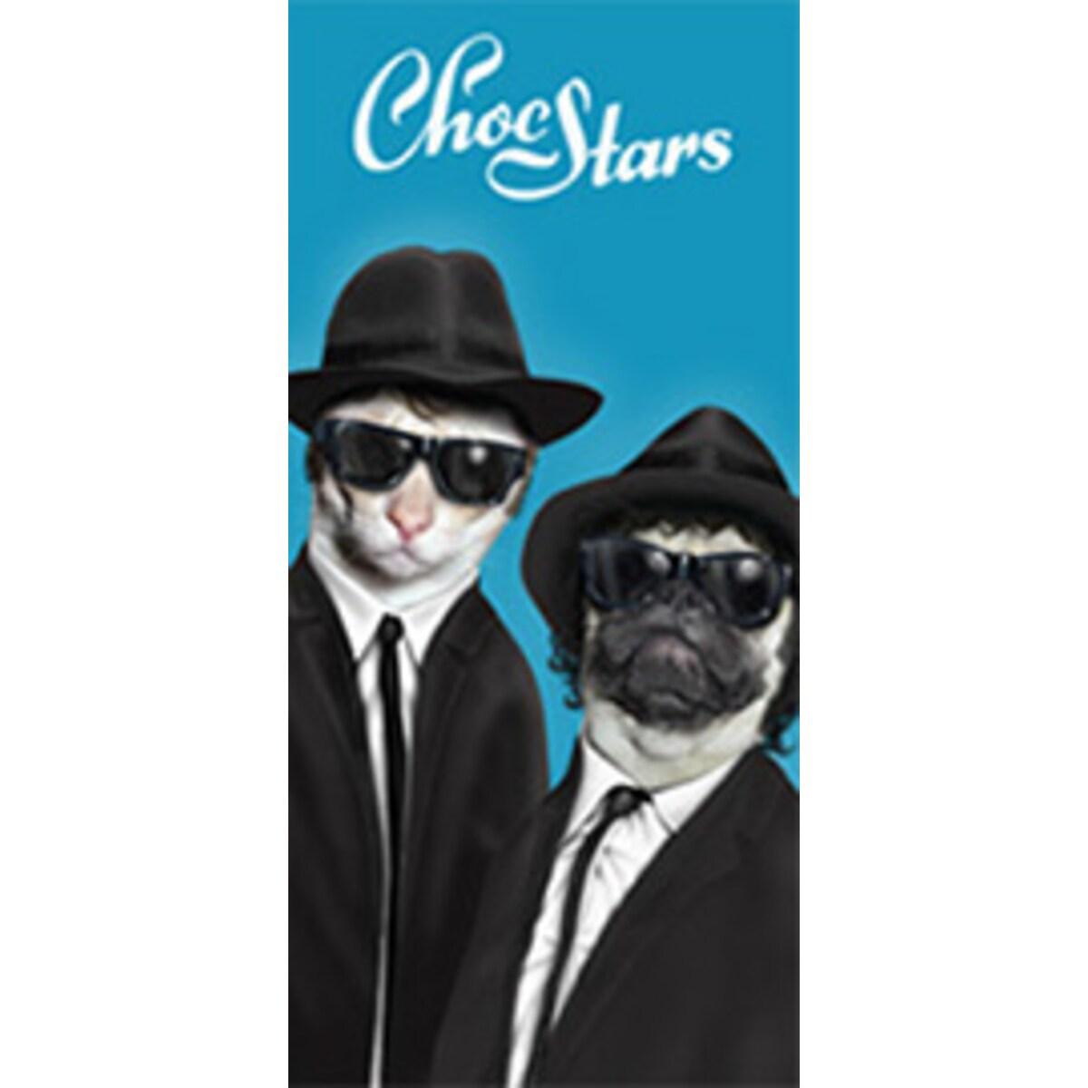 Chocstars Brothers черен шоколад 100гр