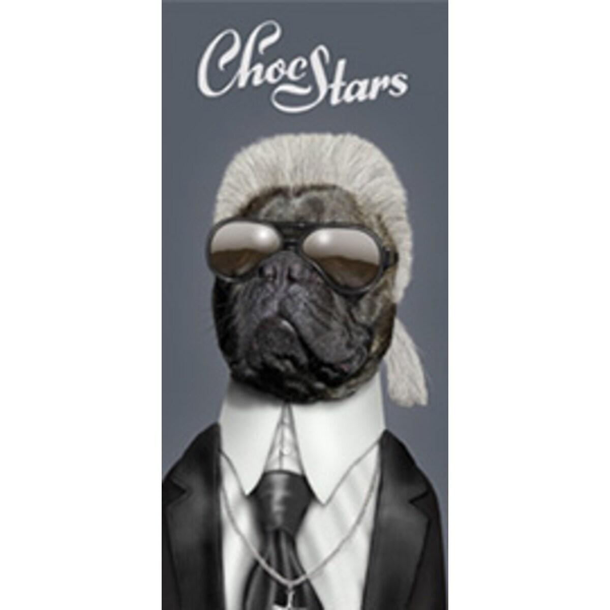 Chocstars Fashion черен шоколад 100гр