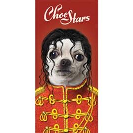 Chocstars POP черен шоколад 100гр