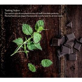 Веган органичен шоколад с мента, 67% какао, 100гр от Chocolate and Love