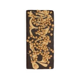 Черен шоколад със солен карамел Dreimeister 100гр
