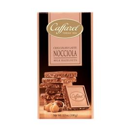 Шоколад Caffarel Cioccolato Latte Nocciola 100 гр