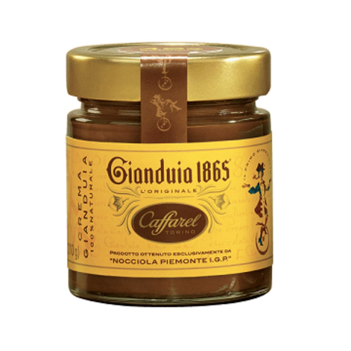 Течен шоколад Caffarel Gianduia Milk
