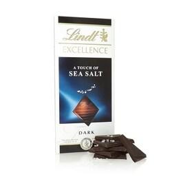 Шоколад Lindt Excellent със сол 100гр