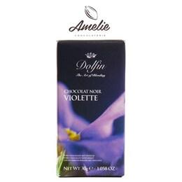 Dolfin Dark with Violet