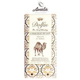 Dolfin Milk with Аpricots from Marocco