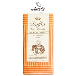 Dolfin Milk with Masala Chai from India