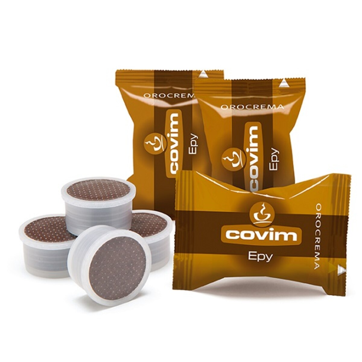 Covim Orocrema 100бр Lavazza point съвместими капсули