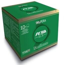 Pera Decaffeinato капсули за Lavazza A Modo Mio кафемашина, 10бр