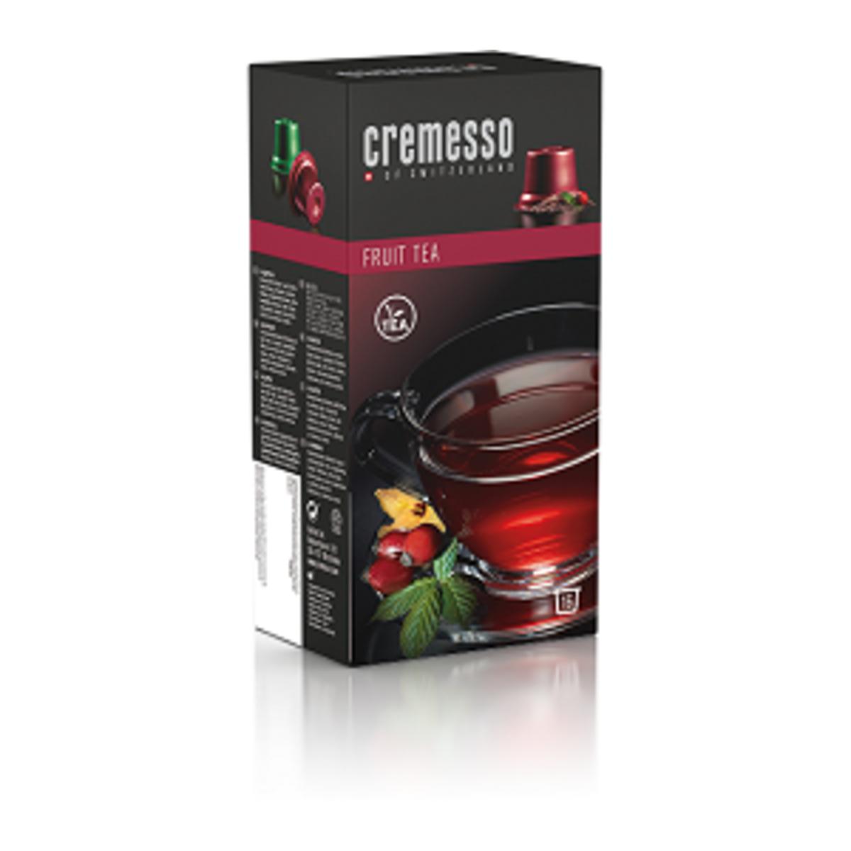 Cremesso Fruit Fantasy 16бр капсули чай