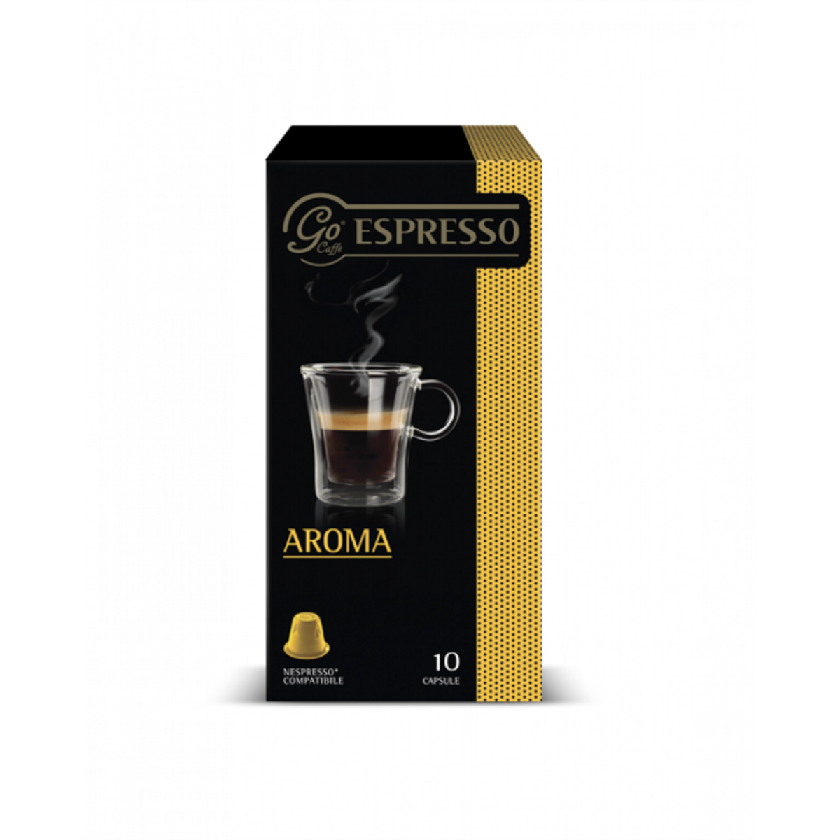 Go Caffe Aroma - Nespresso съвместими капсули