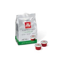 illy Espresso Decaffeinato, 15 бр капсули за illy MPS система