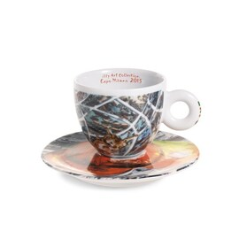 Колекция illy SustainArt / EXPO2015 - 4 еспресо чаши