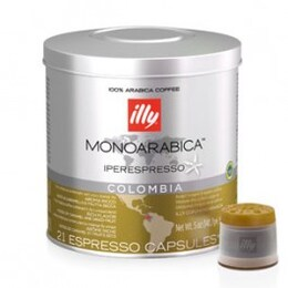 illy Iper Home Monoarabica Colombia - 21бр капсули
