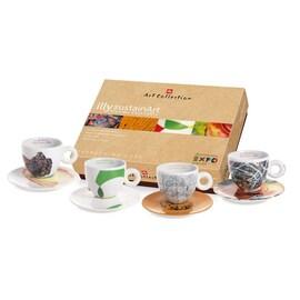 Колекция illy SustainArt / EXPO2015 - 4 капучино чаши