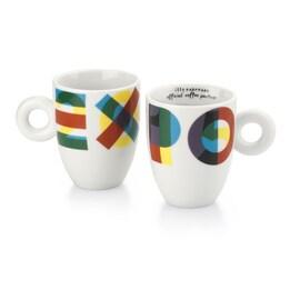 Комплект от 2 чаши illy Mug EXPO 2015 SPECIAL EDITION