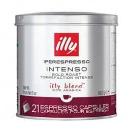 illy Iper Home Intesno- 21 бр. капсули за Iperespresso illy кафе машина