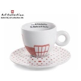 illy Wattermill 2014 - сет от 6 дизайнерски еспресо чаши