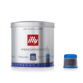 illy Iper Home Lungo 21бр капсули за Iperespresso illy кафемашина