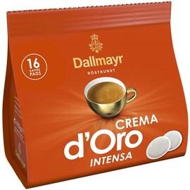 Dallmayr Crema D'oro Intensa 16бр пада за Senseo кафемашина