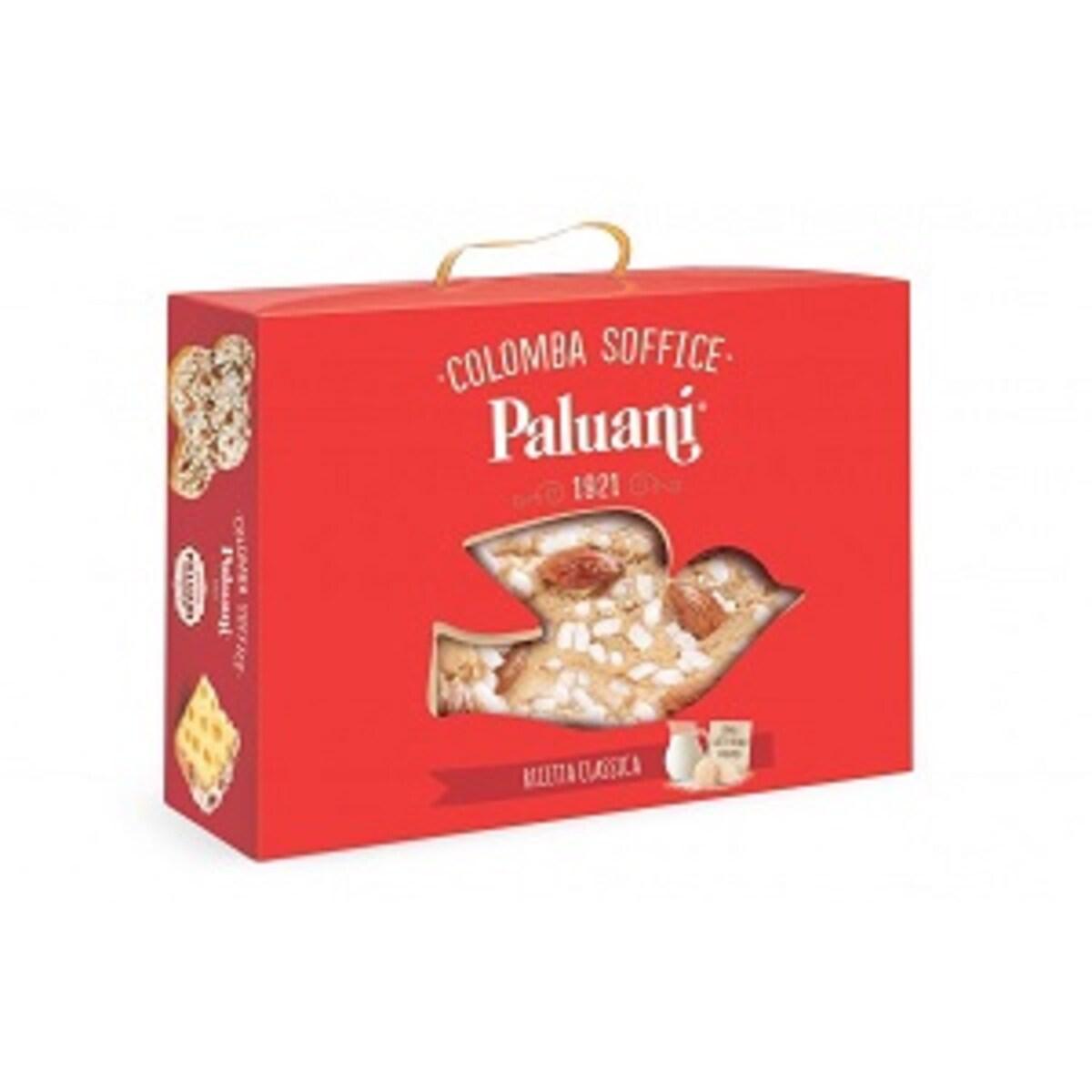 Панетоне Paluani Colomba Ricetta Classica италиански козунак 750гр
