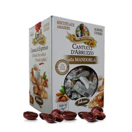 Cantucci D'Abruzzo alla Mandorla италиански кантучини с бадем