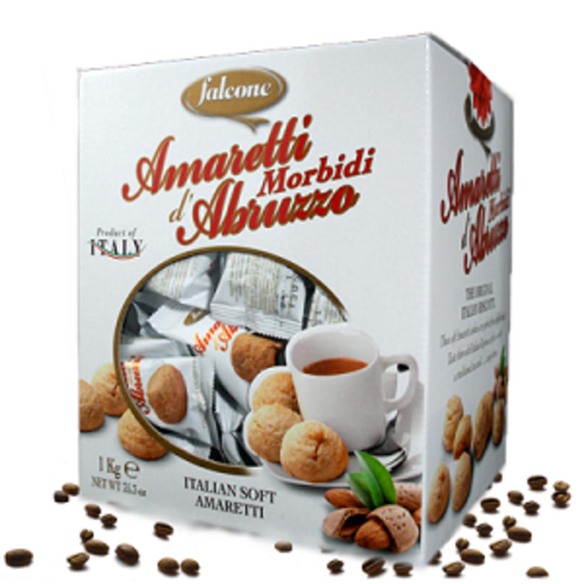Amaretti Morbidi d´Abruzzo Италиански кантучини с бадем
