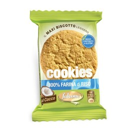 Бисквита с оризово брашно и кокос Cookies Farina dI Roso Cocco