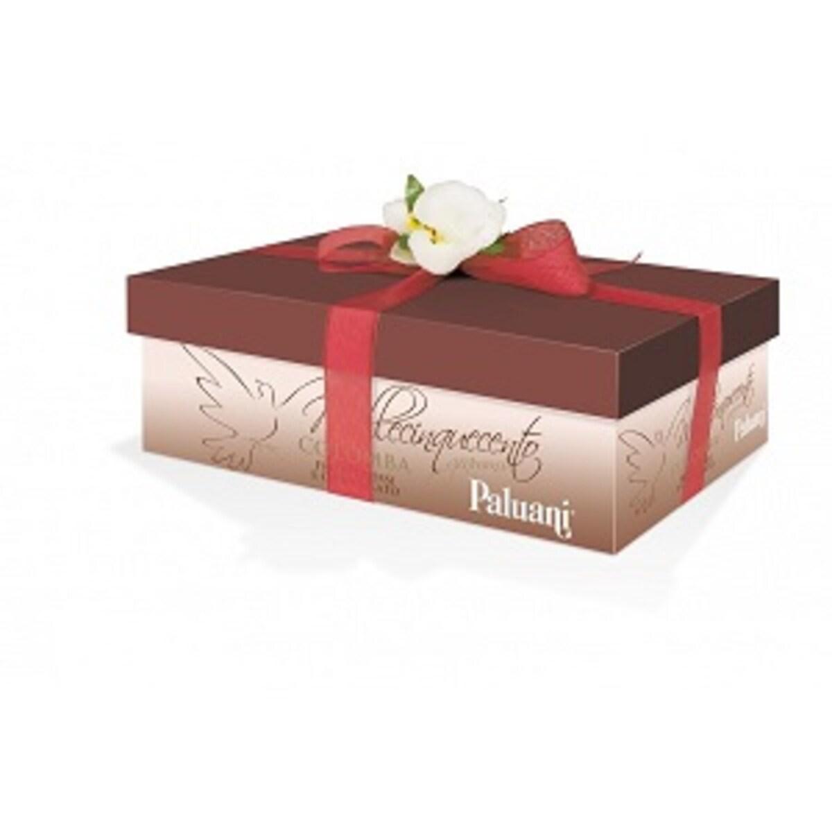 Панетоне Paluani Colomba Frutti Rossi e Cioccolata италиански козунак 1.5кг