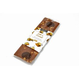 Läderach Salt 'n' Caramel шоколад с морска сол и карамел