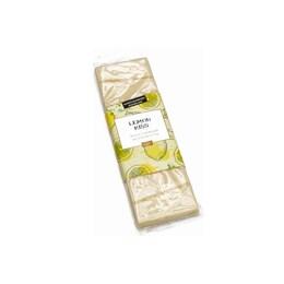 Läderach Lemon kiss бял шоколад с лимонени хрупкави парченца