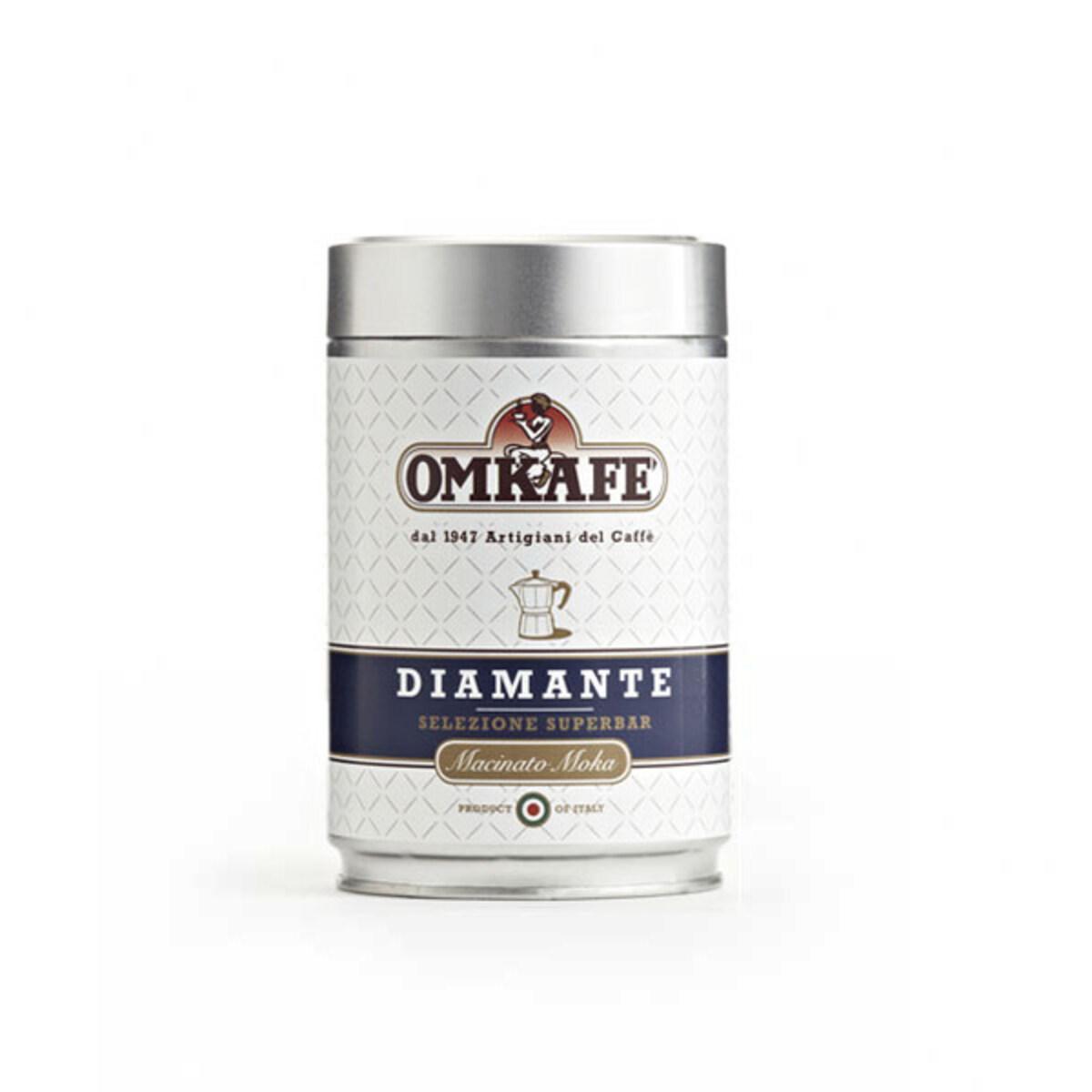 Omkafe Diamante Macinato Espresso