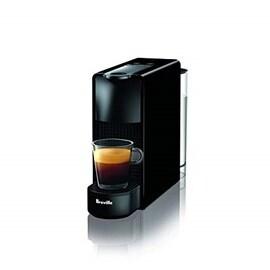 Nespresso Essenza Mini Matte черна лимитирана серия