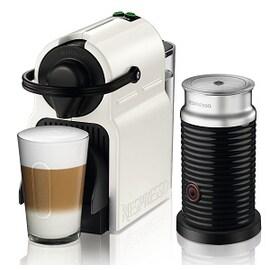 Nespresso Inissia Krups със система Aeroccino за мляко