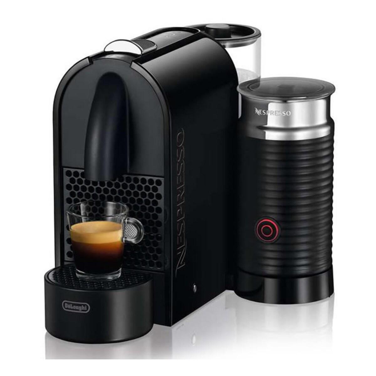 Nespresso U EN210.BAE със система за мляко