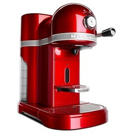 Nespresso Kitchen Aid Candy Apple Red