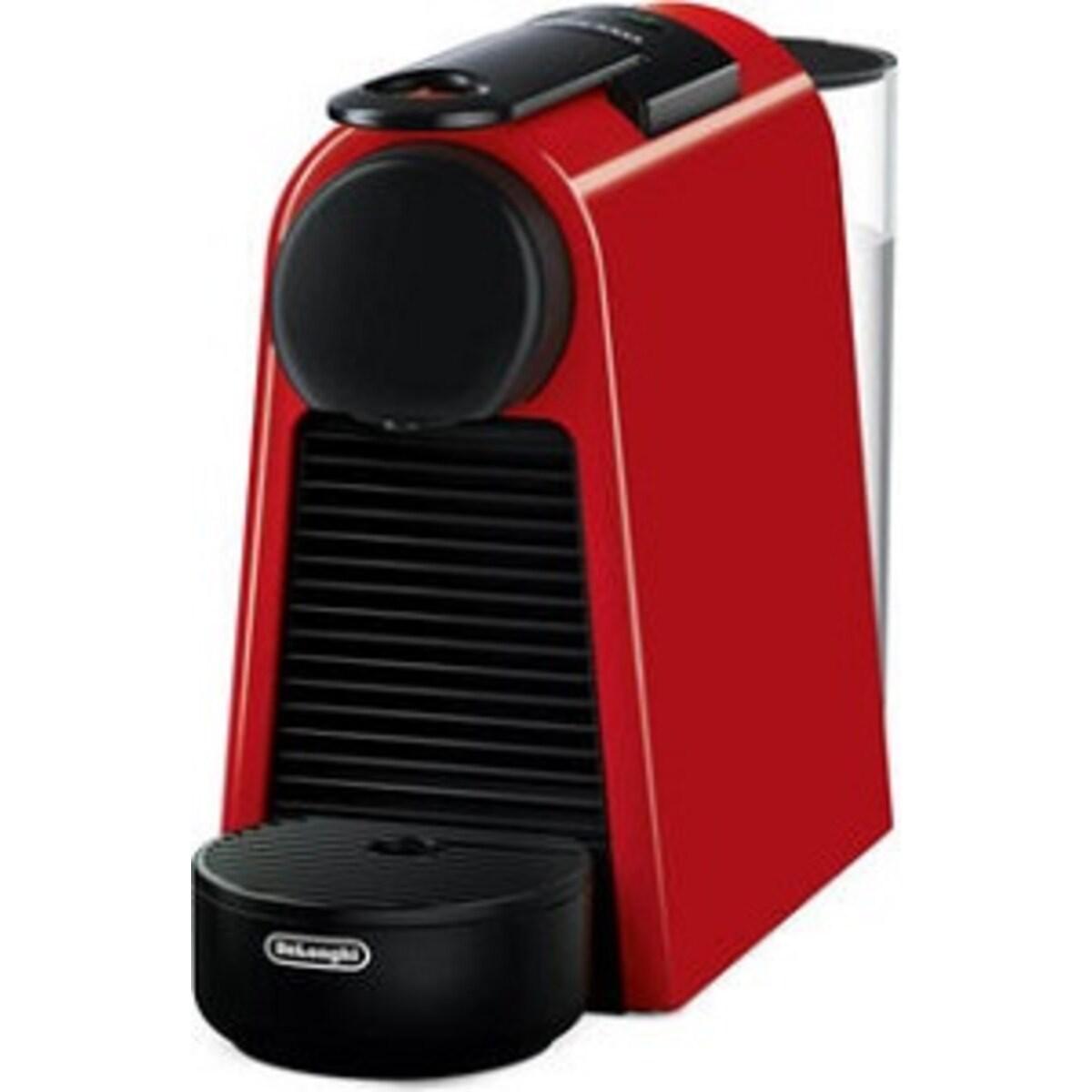 Nespresso Essenza Mini кафемашина, червена