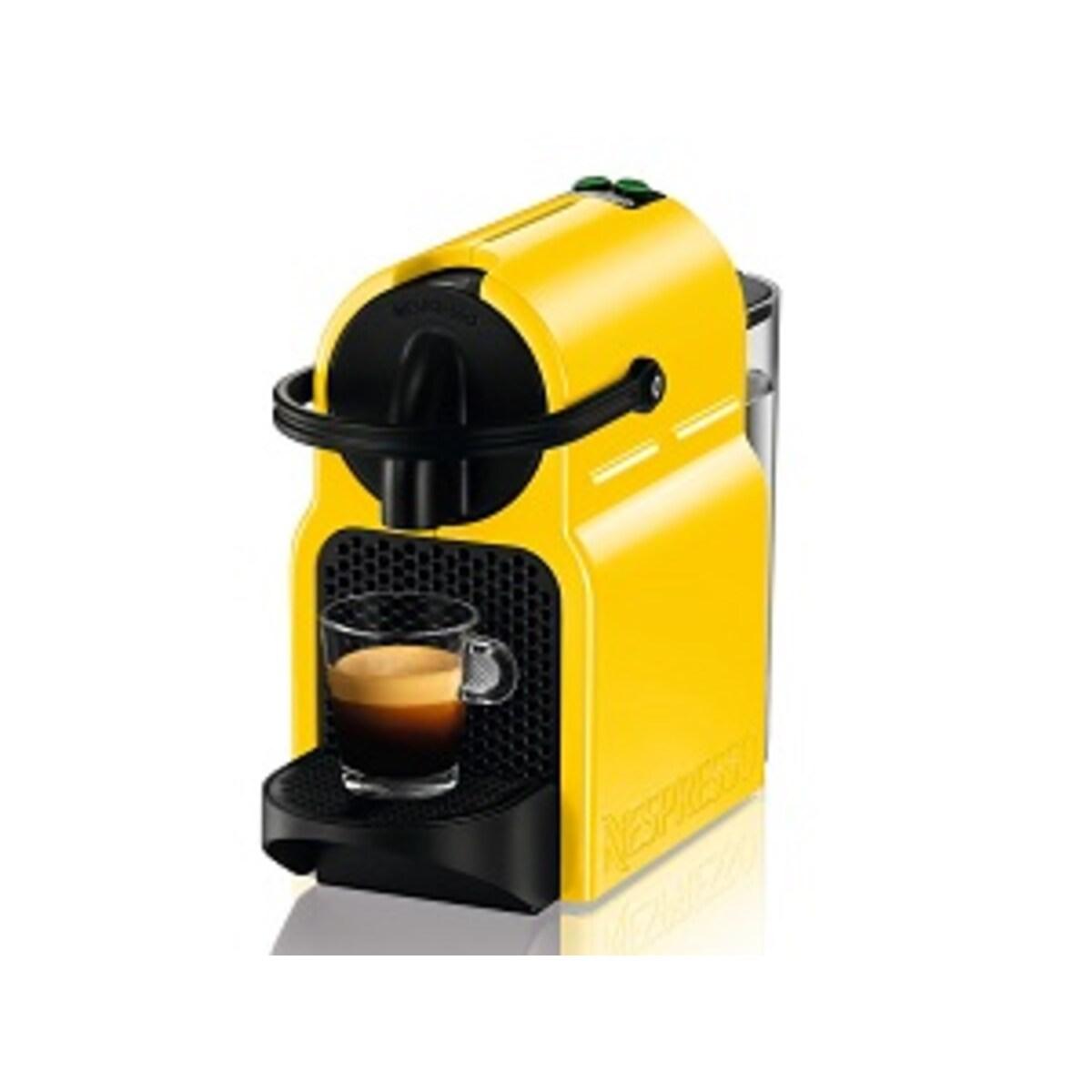 Nespresso Inissia EN80.YE Canary Yellow