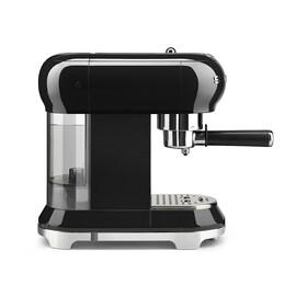 Smeg 50`s Style кафемашина цвят черен