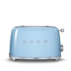 Тостер Smeg 50`s Style цвят син