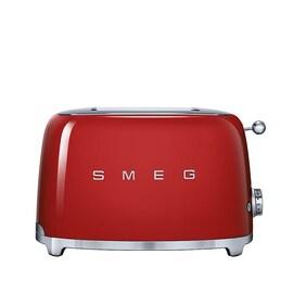 Smeg 50`s Style тостер цвят червен