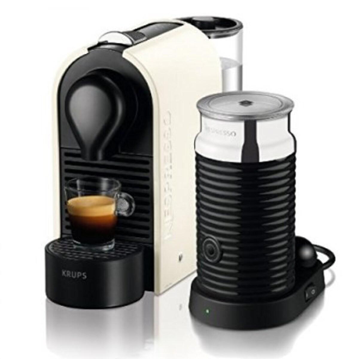 Nespresso U XN 2511 със система за мляко