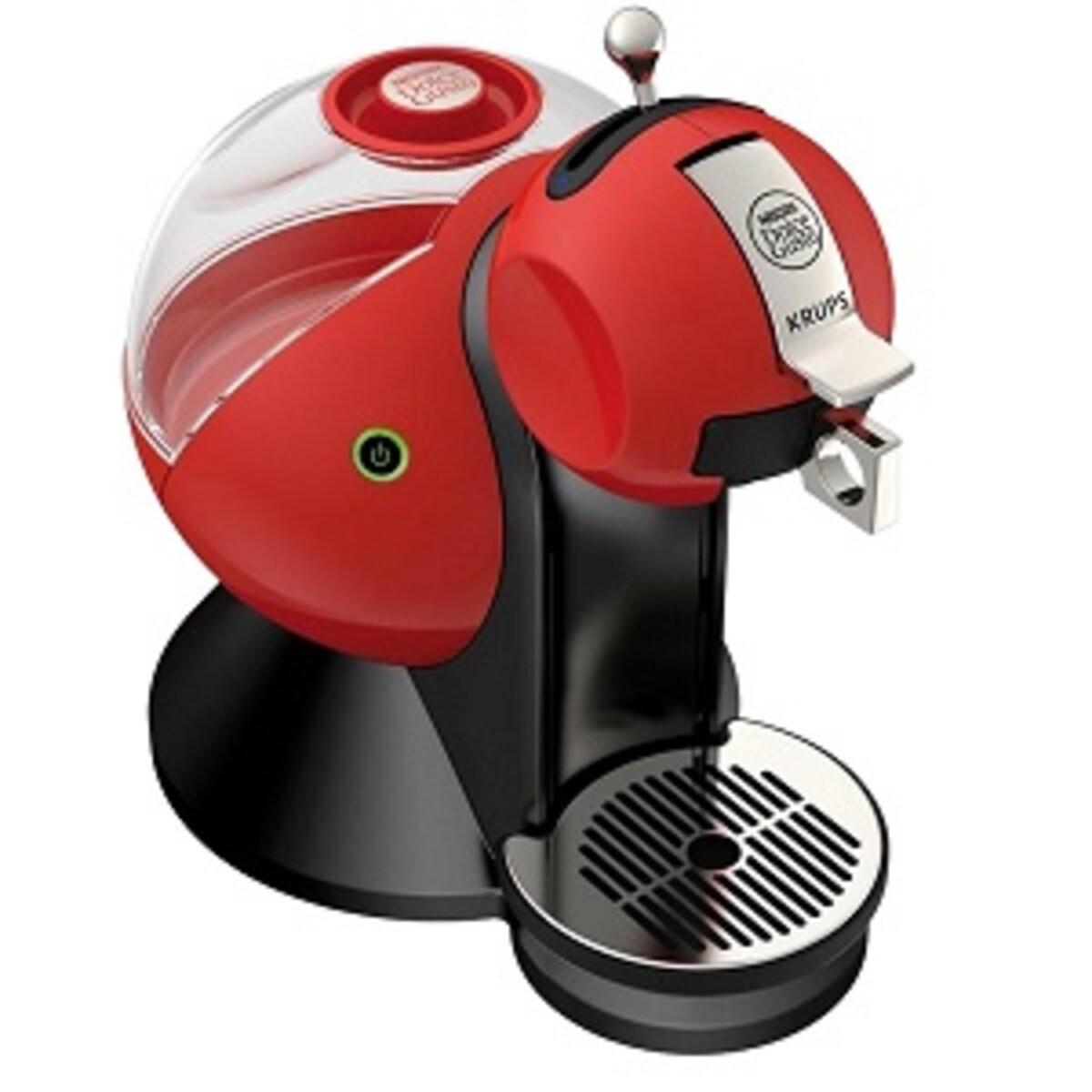 Nescafe Dolce Gusto Melody червена кафемашина