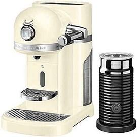 Nespresso Kitchen Aid Almond Cream със система за мляко