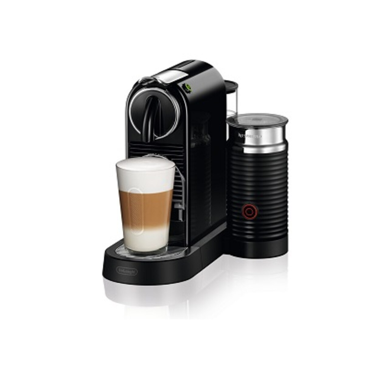 Nespresso Citiz&Milk Black EN 267.BAE кафемашина