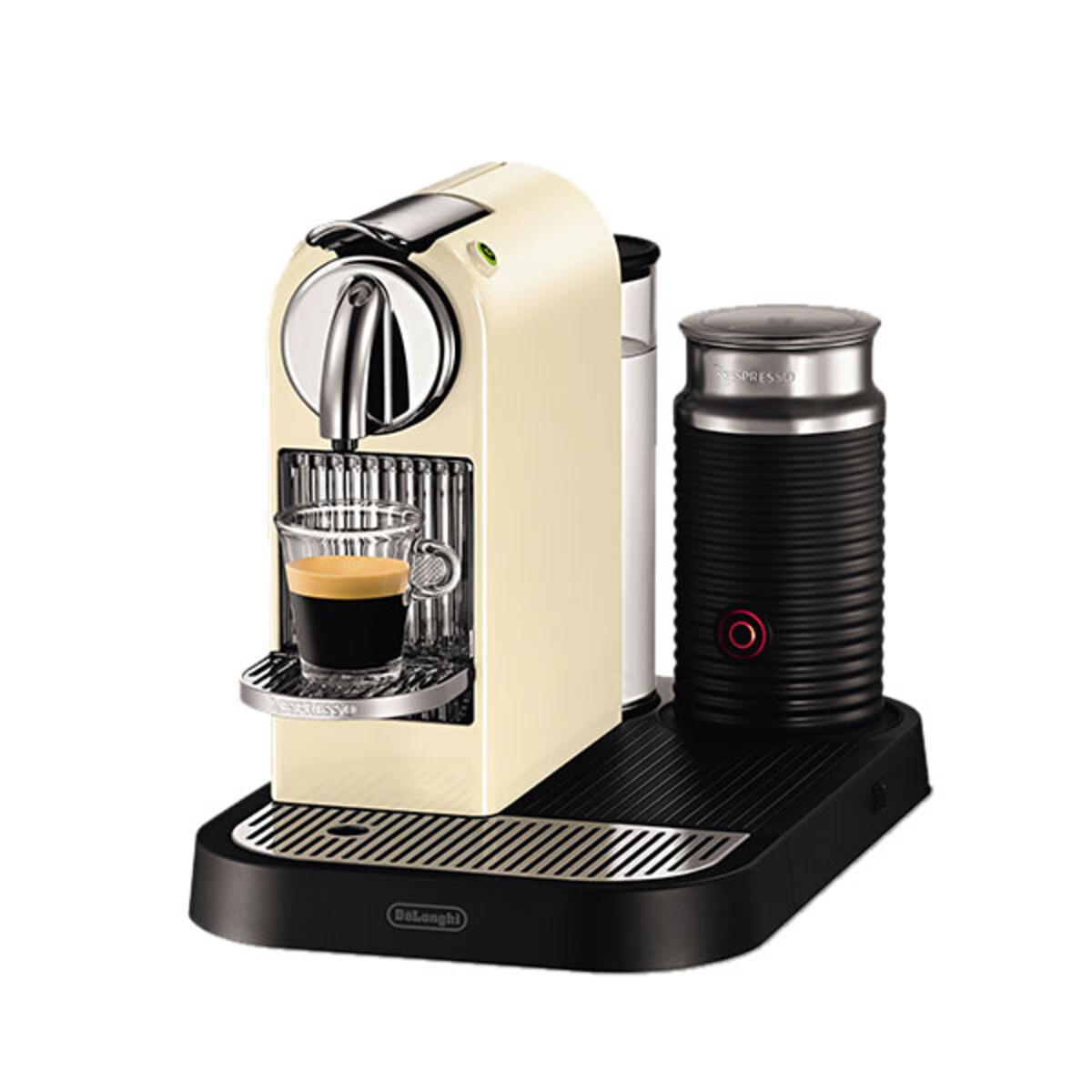 Nespresso Citiz&Milk Crema