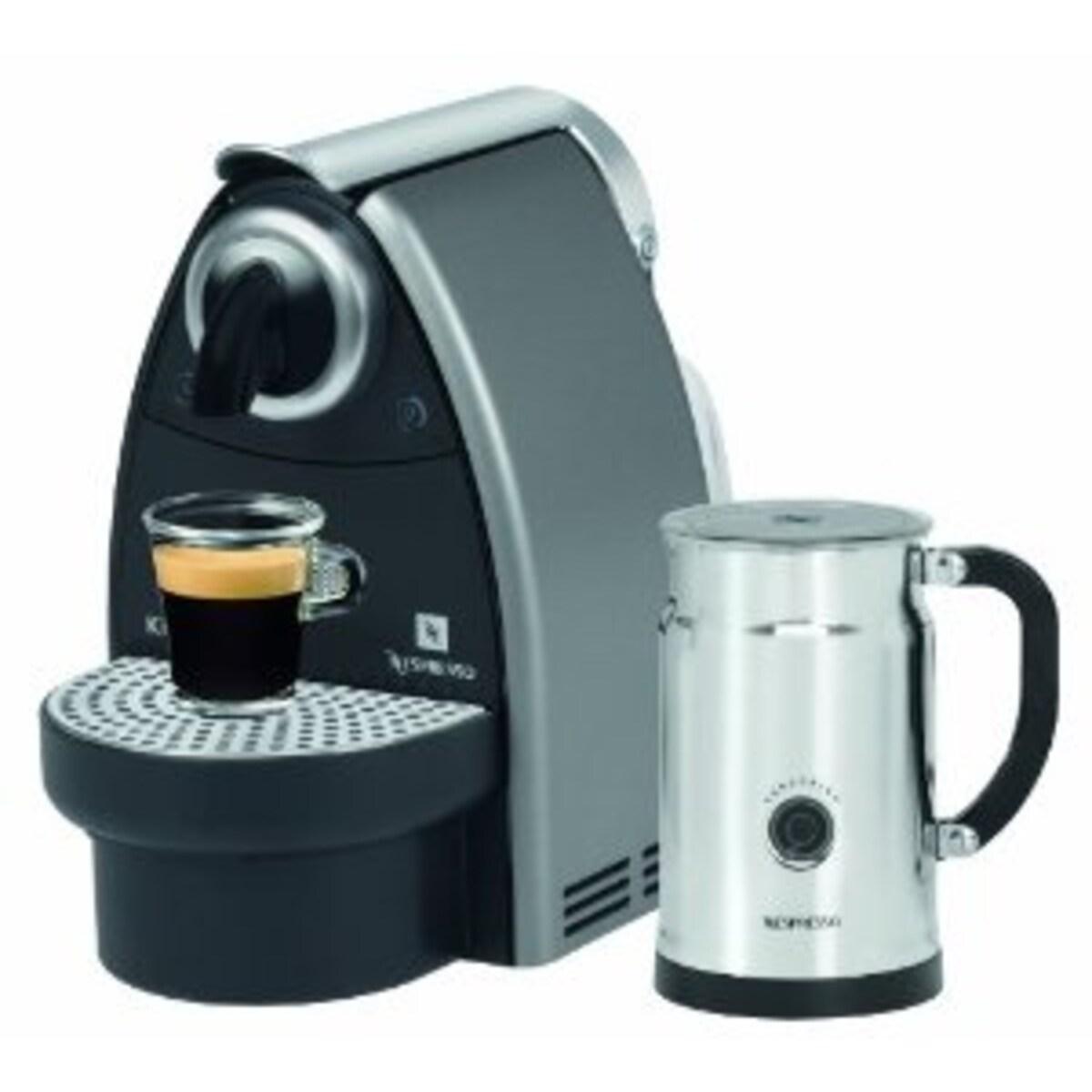 Nespresso Essenza XN 2135 със система за мляко
