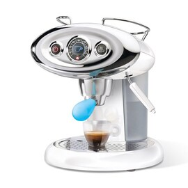 Кафемашина illy Francis Francis X 7.1 Limited Edition Light Blue, IperEspresso система